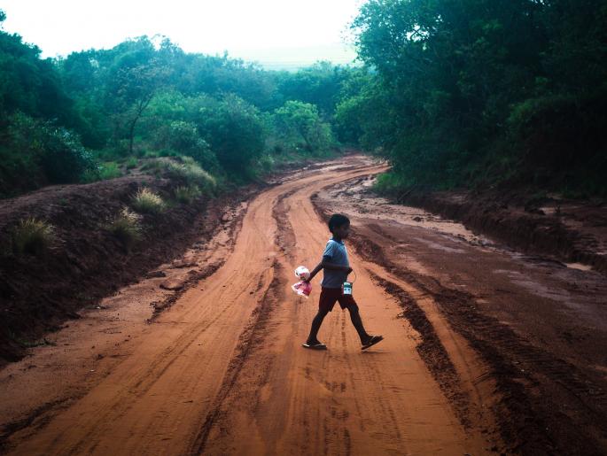 Indígena Guarani-kaiowá do Mato Grosso do Sul