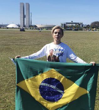 Ex-deputada federal Cristiane Brasil