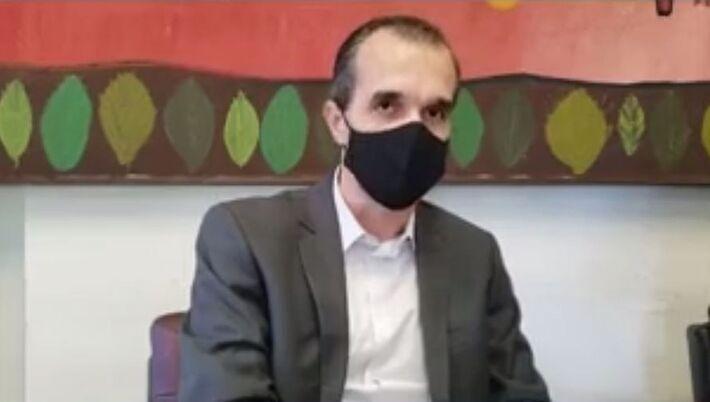 Superintendente da Controladoria Regional da União em MS, Daniel Carlos Siqueira, falou sobre irregularidades no pagamento do auxílio emergencial no estado