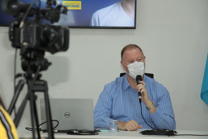 Dr. Lívio (PDSB) conduziu, junto a outros integrantes da Comissão Especial