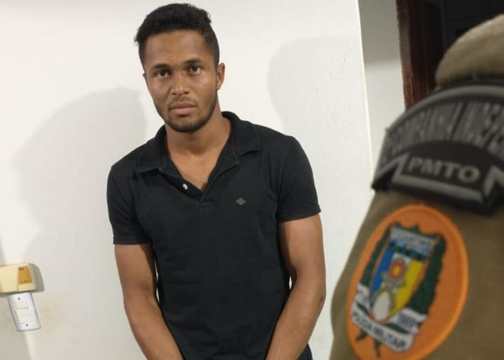 Jovem é preso após reincidir nos crimes contra ex-mulher em MS