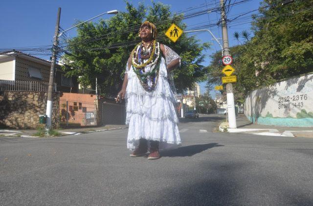 Cartomante Marisa Alves, de 45 anos