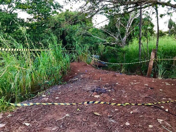 Corpo de homem é encontrado na Cachoeira do Ceúzinho, em Campo Grande (MS)
