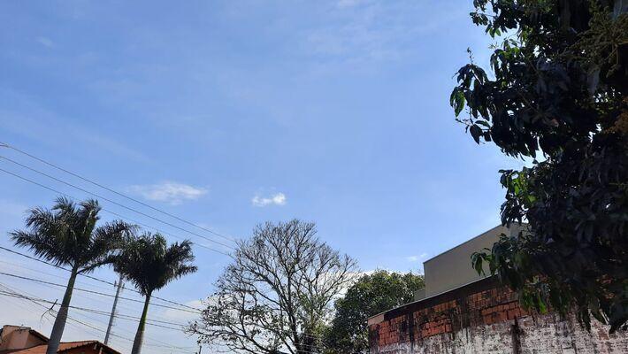 Céu de Campo Grande - MS