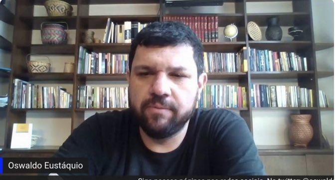 Oswaldo Eustáquio, preso pela PF