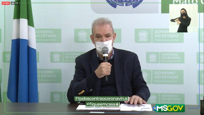 Precisamos sair do obscurantismo, diz secretário do Saúde de Mato Grosso do Sul, Geraldo Resende