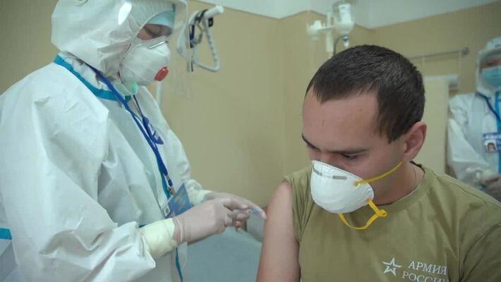Imagem Rússia termina teste de vacina contra a COVID-19