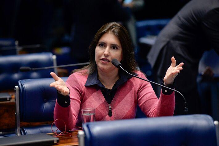Simone Tebet se posiciona sobre reforma administrativa proposta  pelo governo