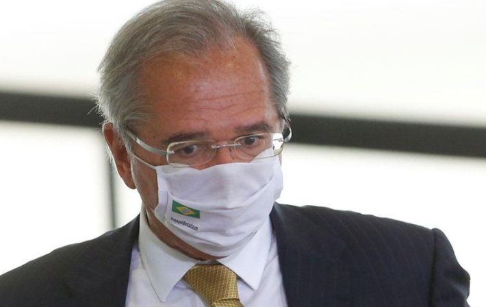Ministro da Economia, Paulo Guedes, em Brasília 16/09/2020