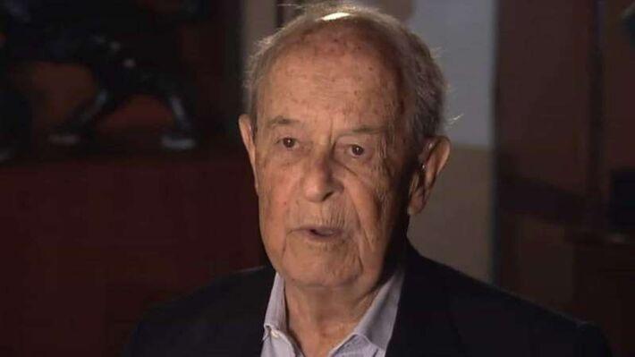 Aloysio de Andrade Faria morreu nesta terça-feira, 15, aos 99 anos, em São Paulo