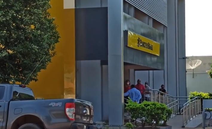 Banco do Brasil em Sidrolândia