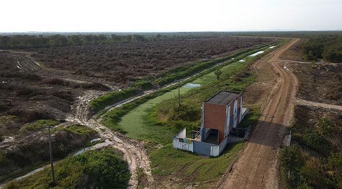 Anel viário circundará o dique de contenção de enchentes, ligando a BR-267 ao complexo portuário. Foto; Chico Ribeiro