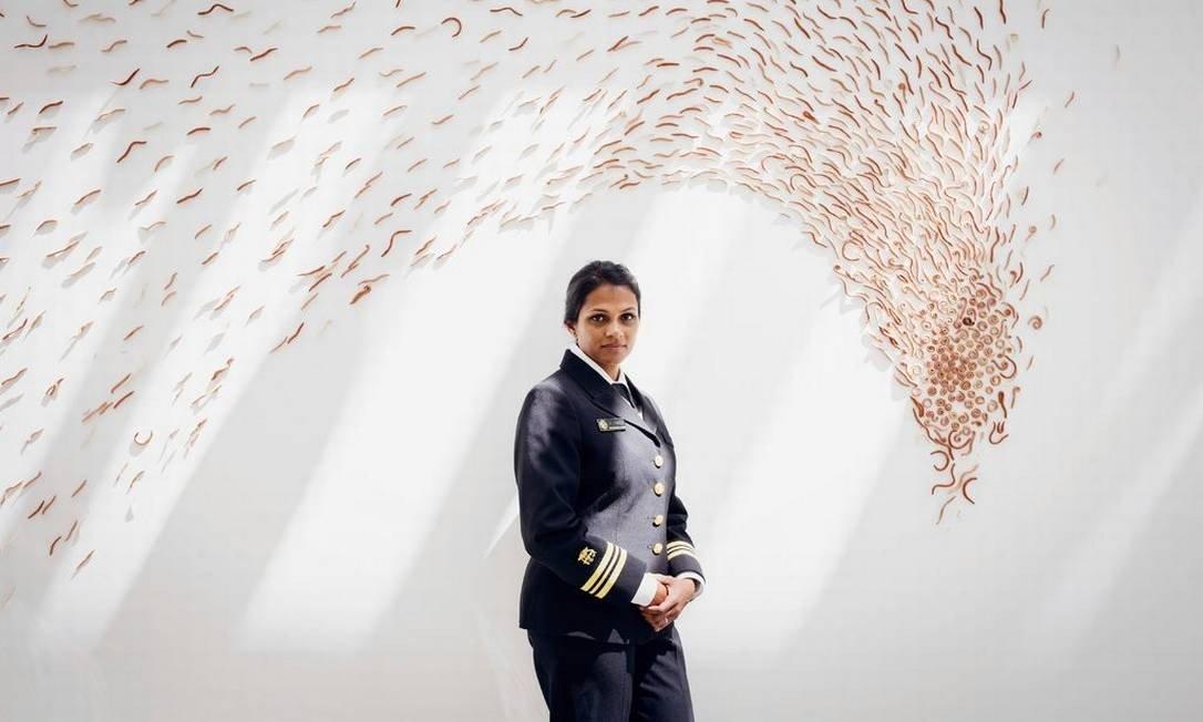 Snigdha Vallabhaneni, especialista em fungos e epidemiologista do CDC