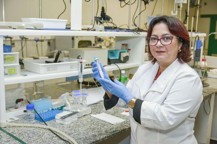 Eliana Martins Lima, pesquisadora da UFG