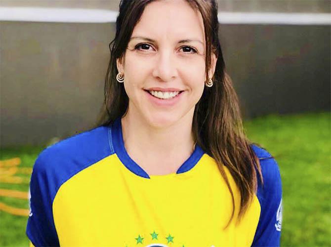 Viviane Orro, do PSD | MS Notícias