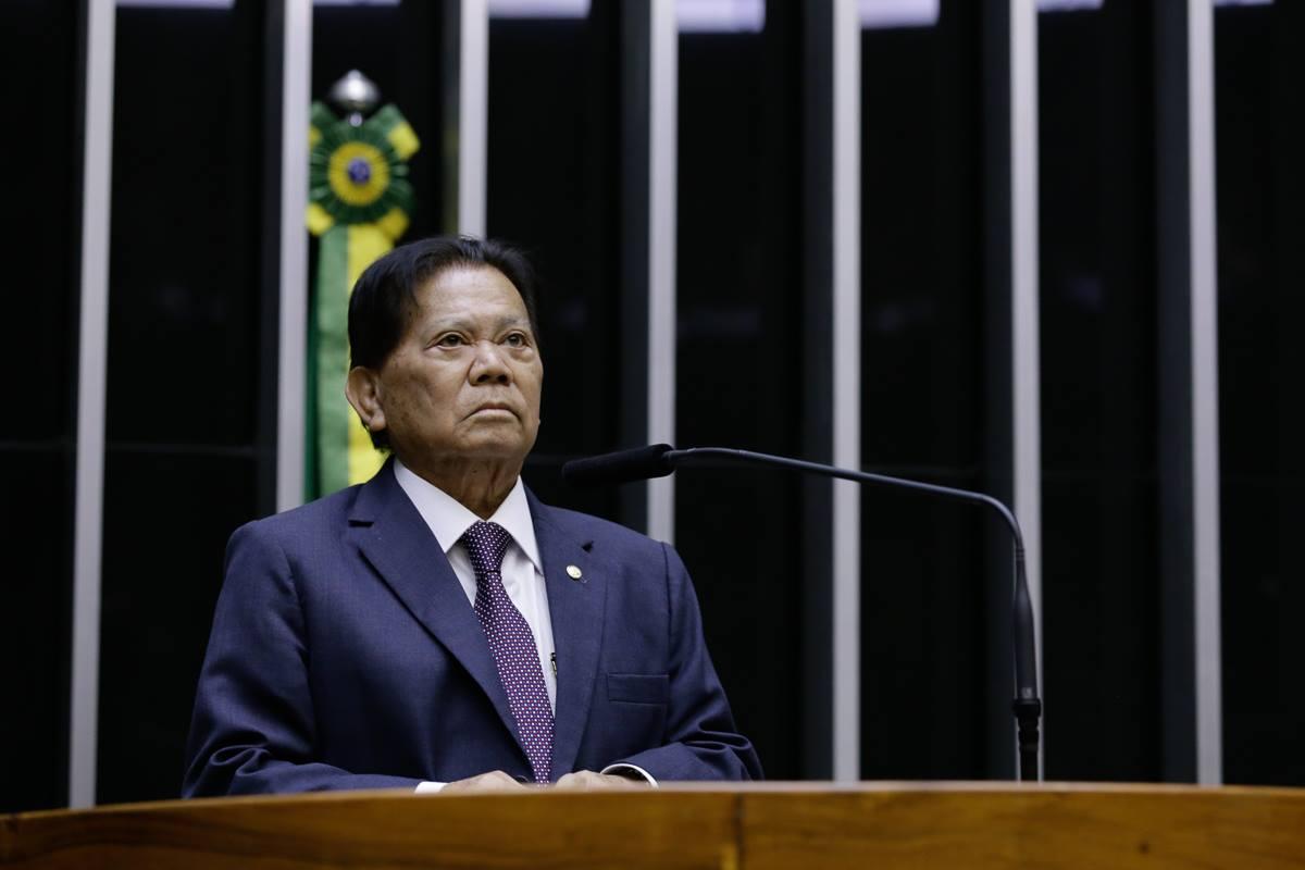 Ex-deputado federal Akira Otsubo é candidato à prefeito em Bataguassu