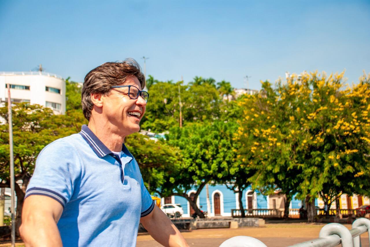Paulo Duarte, foi deputado estadual por dois mandatos e prefeito de Corumbá