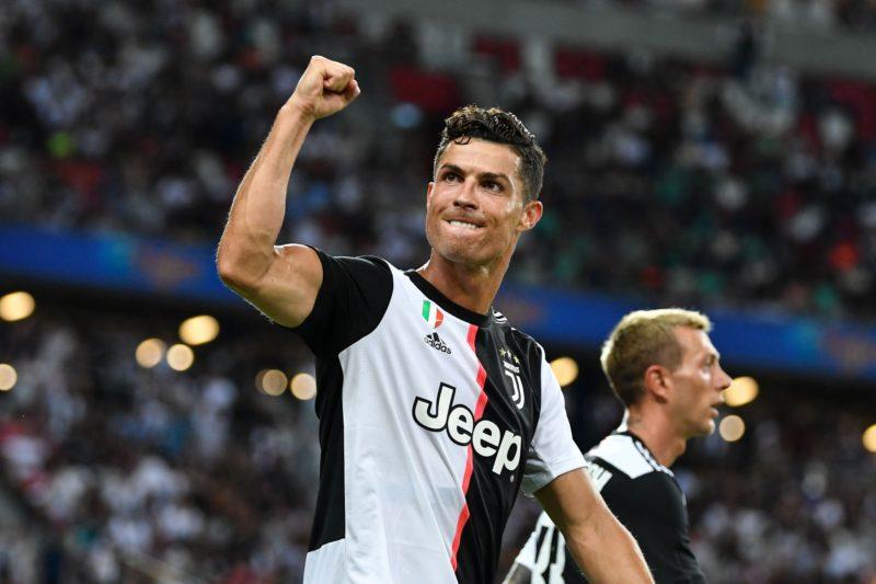 O jogador Cristiano Ronaldo