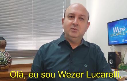 Esse é Wezer Lucarelli