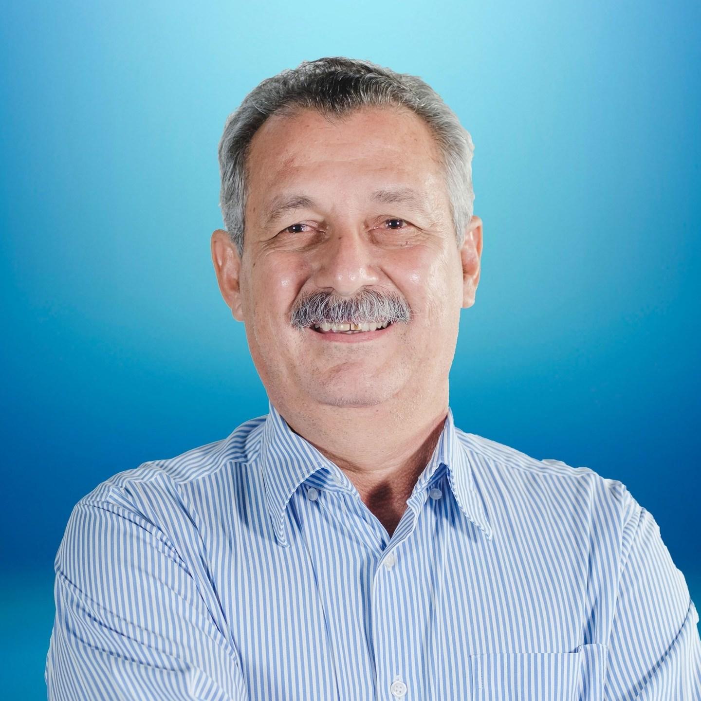 Esse é Edson Moraes