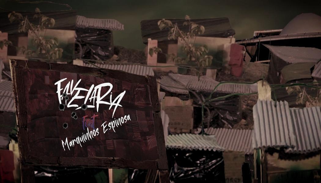 Capa da música Favelaria, banda Souldbra