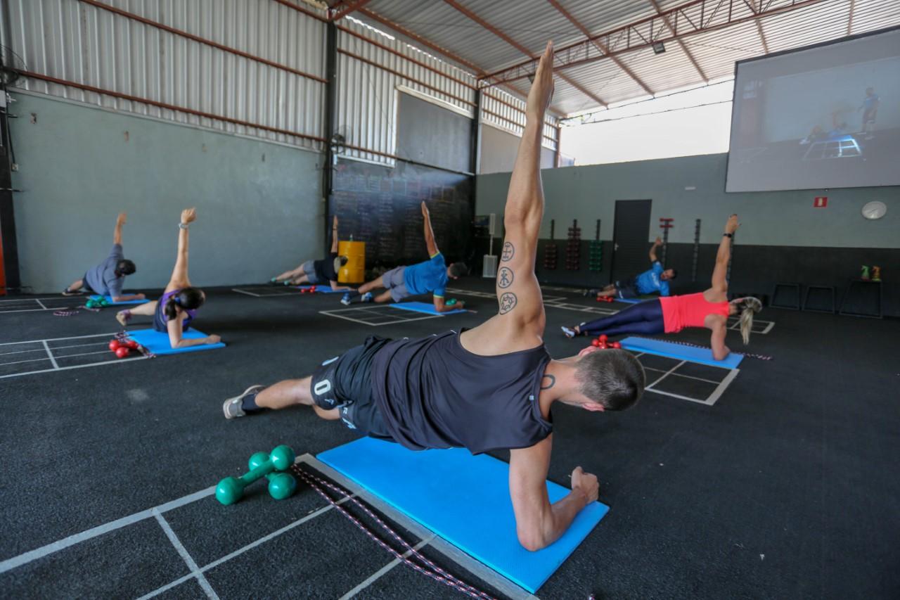 Life em exercícios