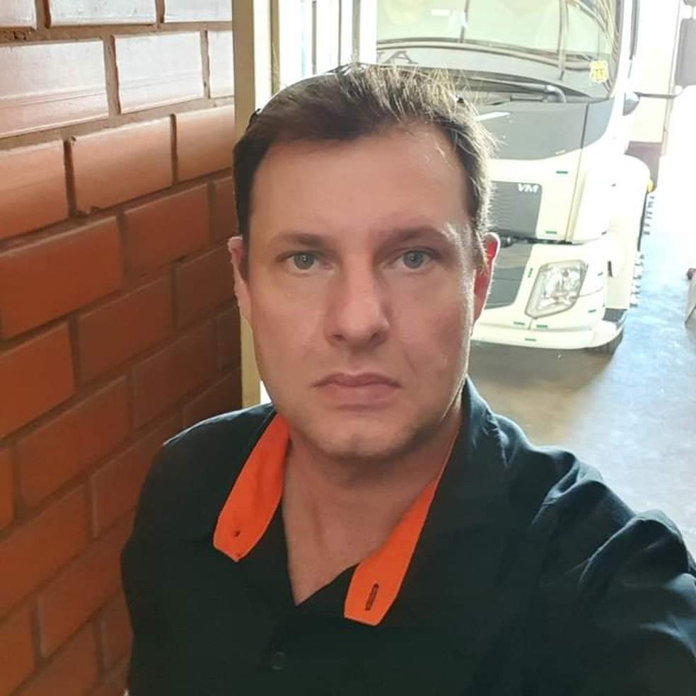 Erick Wagner Batista Inserra, morto pelo ex-cunhado