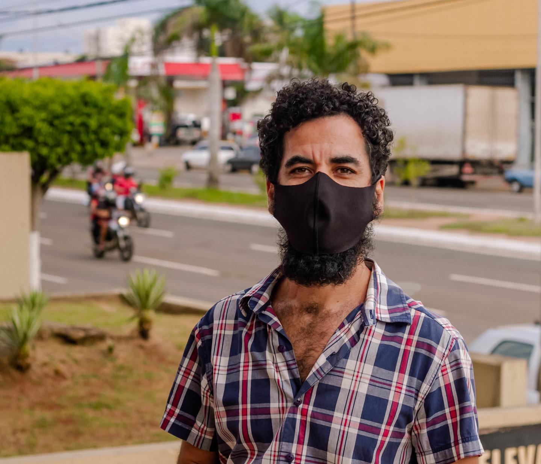Esse é Anderson Lima, do Fesc
