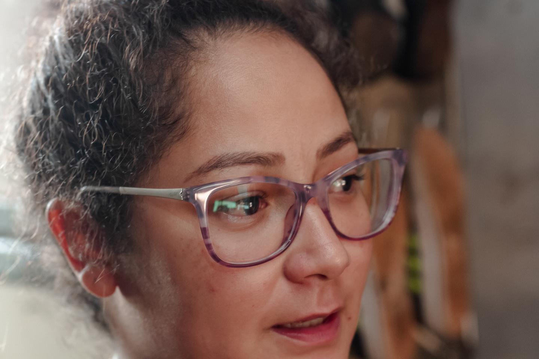 Mariana Camelo Pereira, cozinheira de 31 anos