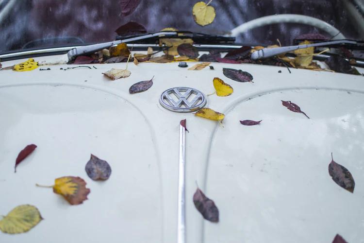 Fusca carro Volkswagen