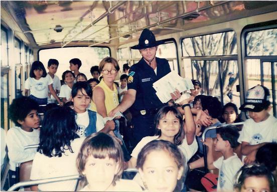 Educação ambiental em 1989