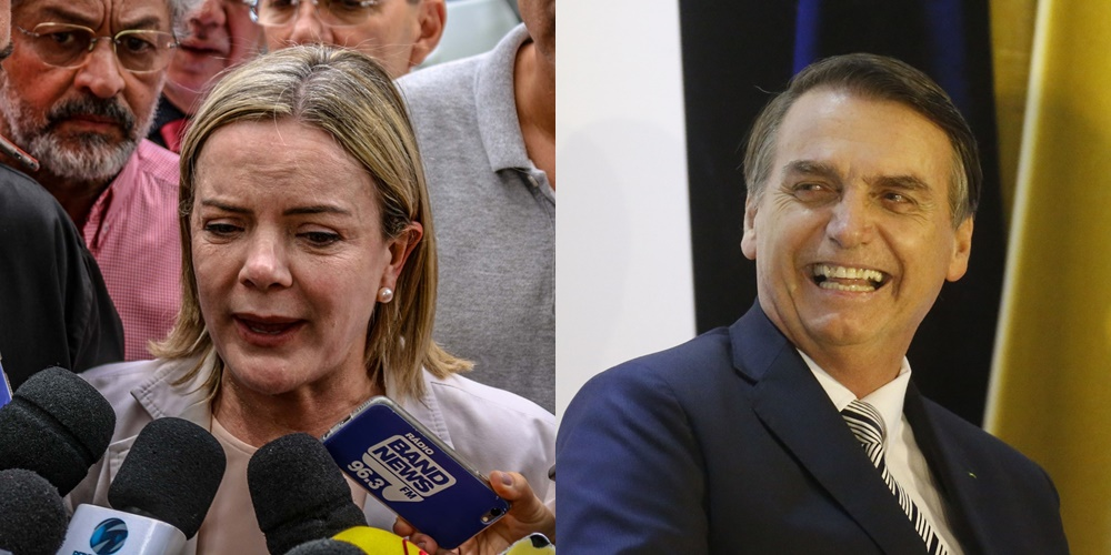 Gleise e os Bolsonaros passam a atacar a Lava Jato