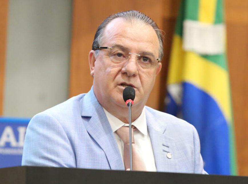 Deputado Silvio Antônio Fávero