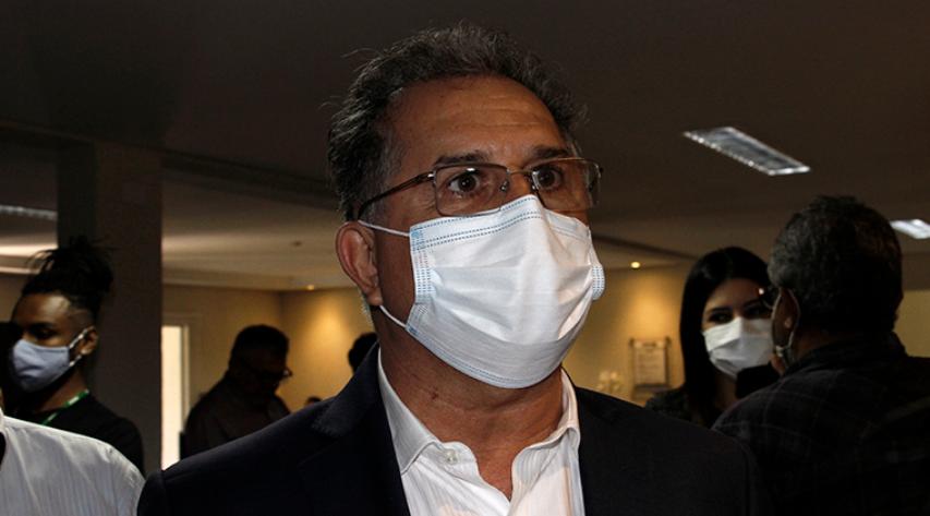 Secretário estadual de Governo, Sérgio Murilo.(Foto: Edemir Rodrigues)