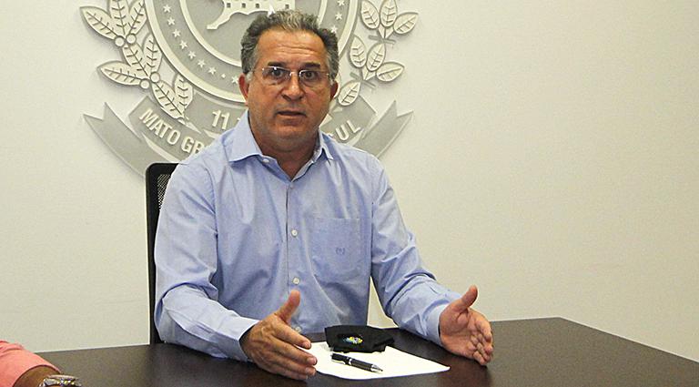 Esse é Sérgio Murilo Mota.