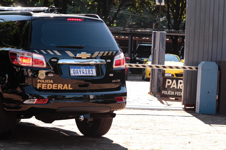 Polícia Federal cancelou coletiva minutos antes do início após defesa conseguir que efosse mantido sigilo da Operação Harpócrates 2.