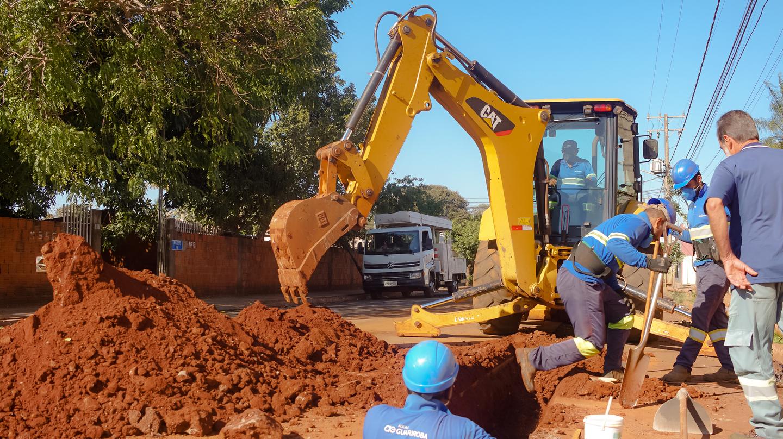Os serviços de instalação devem ser finalizados até 12 de agosto, diz concessionária.