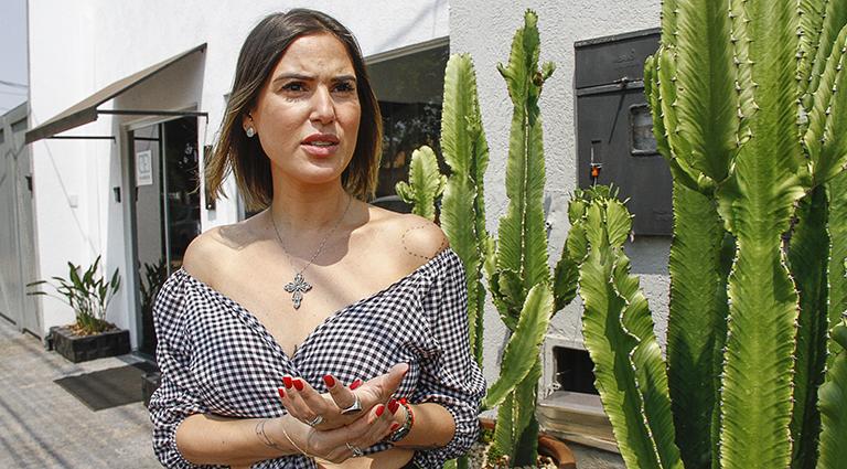 Amanda Pacheco, proprietária da Mob Joy. Foto: Edemir Rodrigues