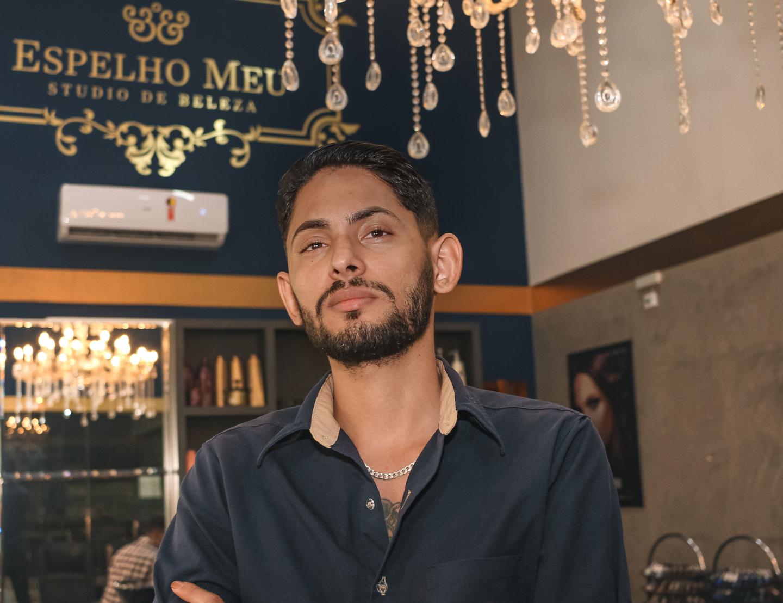 Esse é Marcelo Emory. Foto: Tero Queiroz | MS Notícias