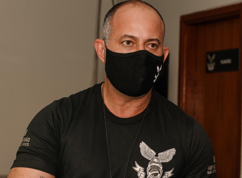 Delegado disse que empresário dono da carreta não teve ligação com o grupo criminoso.  Foto: Tero Queiroz