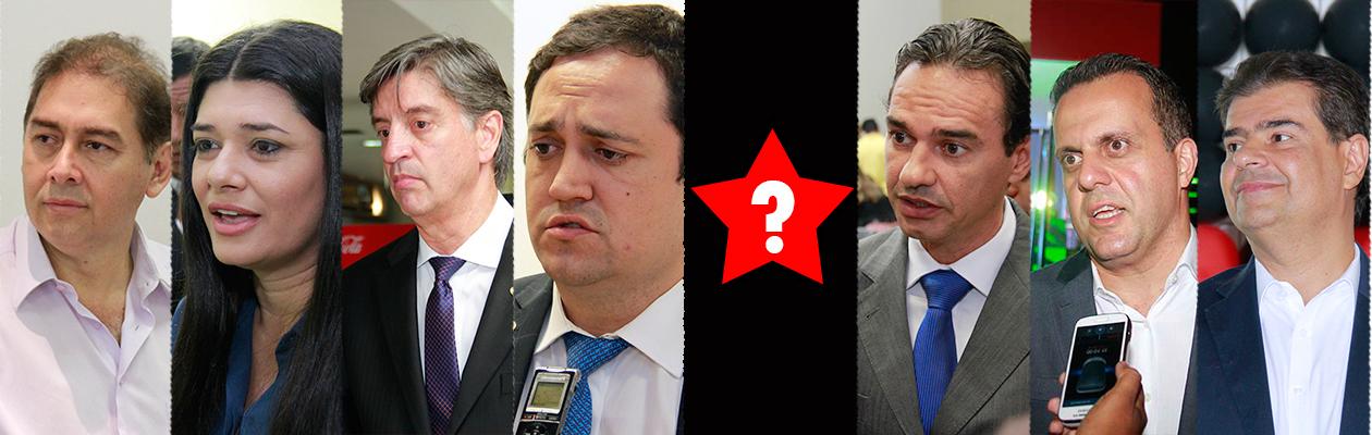 Sem consolidar nomes, partidos aguardam defini��es para lan�ar candidaturas na Capital