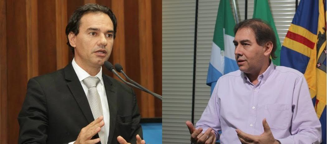 Pesquisa mantém tendência de 2º turno entre Marquinhos e Bernal