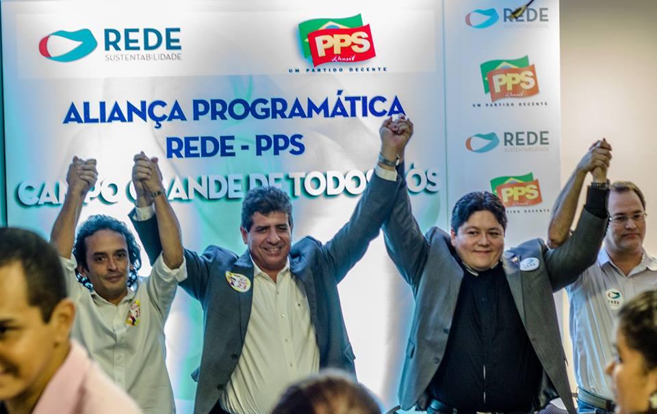 Entre Bernal e Athayde, PPS faz Convenção buscando unidade