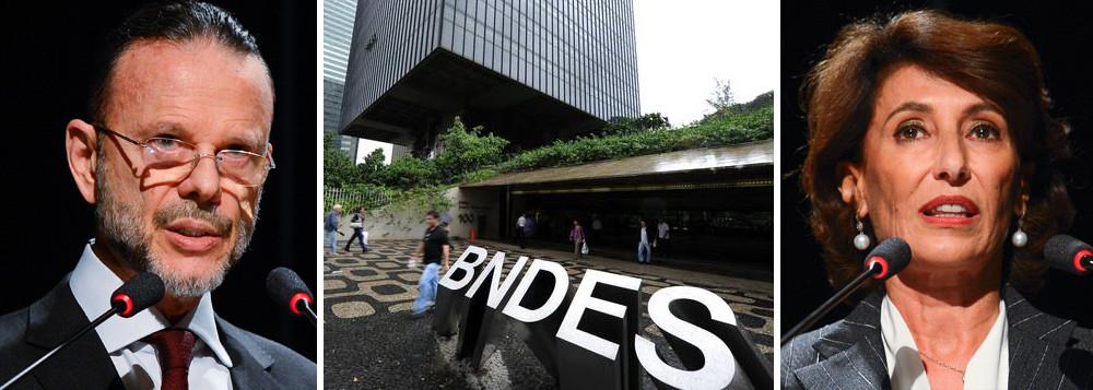 CRISES ECONÔMICA E POLÍTICA DERRUBAM CRÉDITO DO BNDES