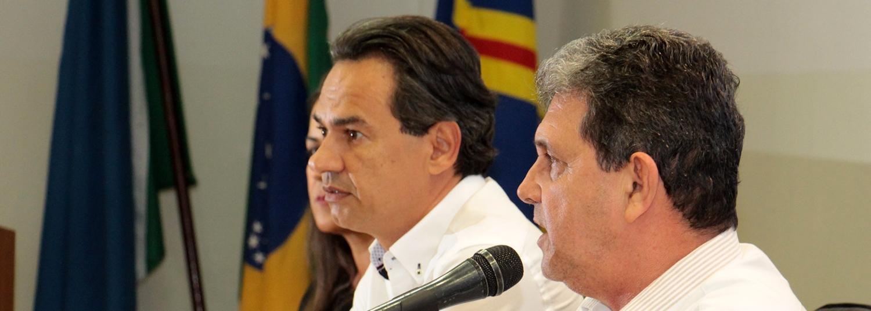 Marquinhos e Rocha lideram relação renovada entre os poderes