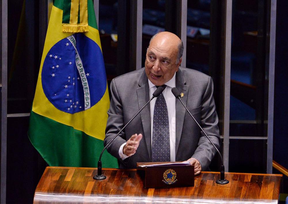 Resultado de imagem para senador Pedro Chaves (PSC-MS),