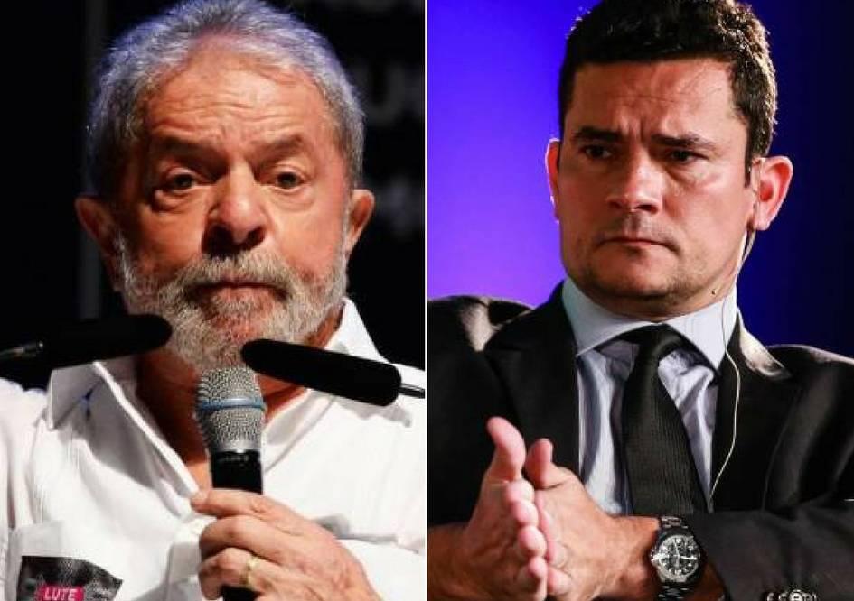 Ipsos: cai desaprovação a Lula e sobe rejeição a Moro e Bolsonaro
