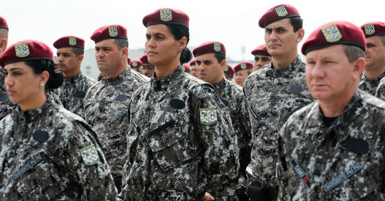 Resultado de imagem para conheça a força nacional e entenda em que casos ela pode atuar
