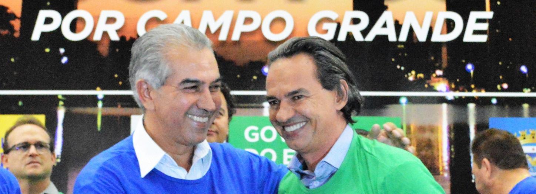 Azambuja e Marquinhos destravam o retrocesso da gestão anterior